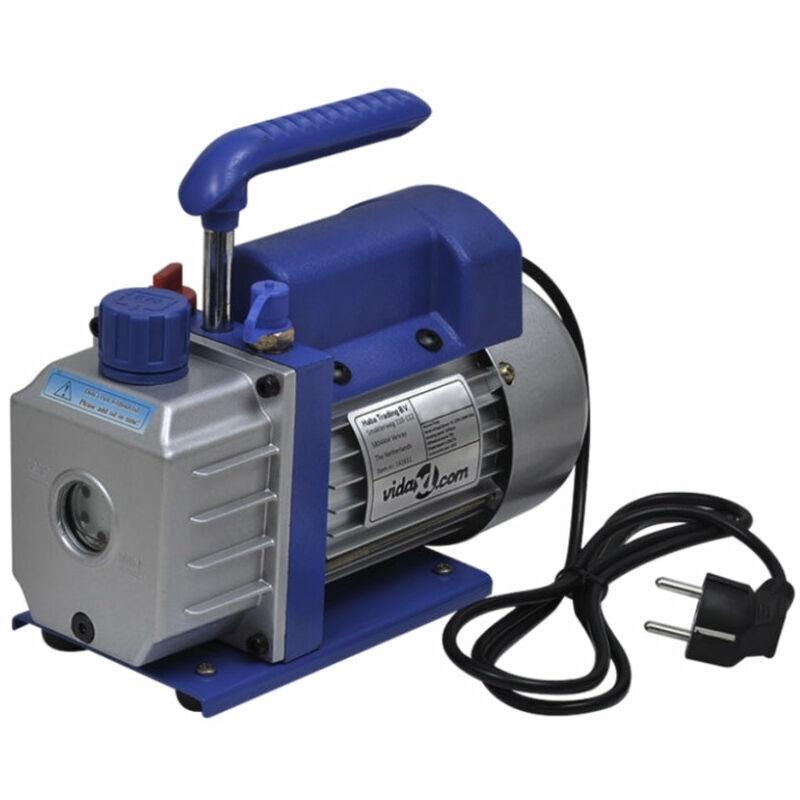 Helloshop26 - Pompe à vide simple étage 50 litres / min systèmes frigorifiques, machines d'impression, appareils médicaux - Or
