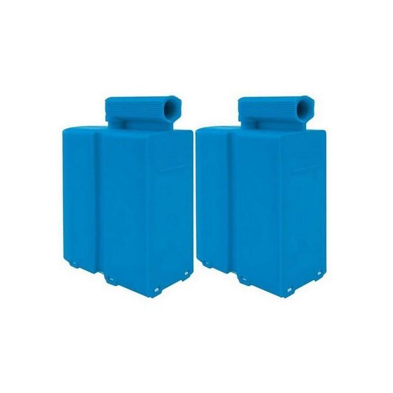 Domena Cassette anti-calcaire emc type a par 2 pour Centrale vapeur Domena, Nettoyeur vapeur Domena