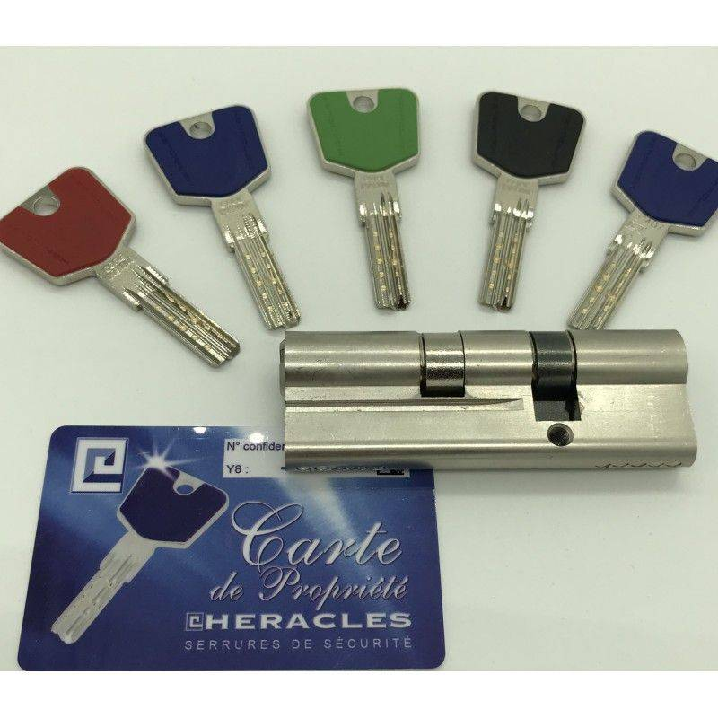 HERACLES Cylindre européen pour carénée Sésame Y8