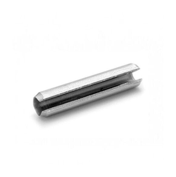 D-WORK Goupille élastique épaisse D. 8 x 30 INOX A2 - Boite de 50 pcs - Diamwood GEL08030A2