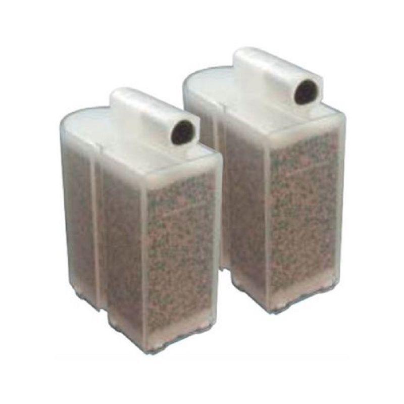 Domena Lot De 2 Cassettes Anti Calcaire Capt Type B Pour Centrale Vapeur Domena