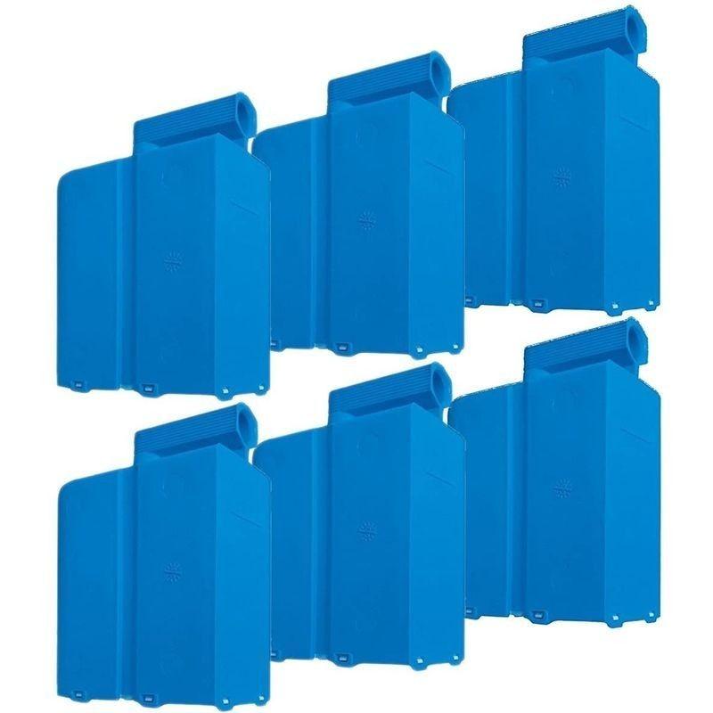Domena Lot de 6 cassettes anti-calcaire EMC TYPE A pour centrale vapeur Domena