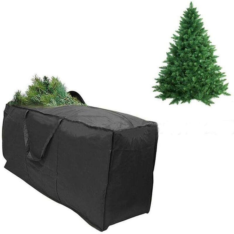 TRIOMPHE TRIOM Sac de rangement en tissu Oxford pour sapin de Noël