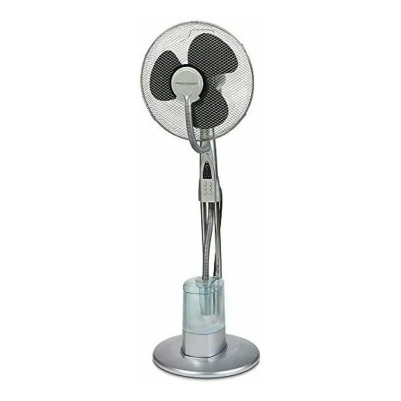 PROFICARE Profi-Care PC VL 3069 LB - Ventilateur sur pied (85 W, 3 en 1, humidificateur d'air, réglable en hauteur, 40 cm, indicateurs LED, 4 niveaux