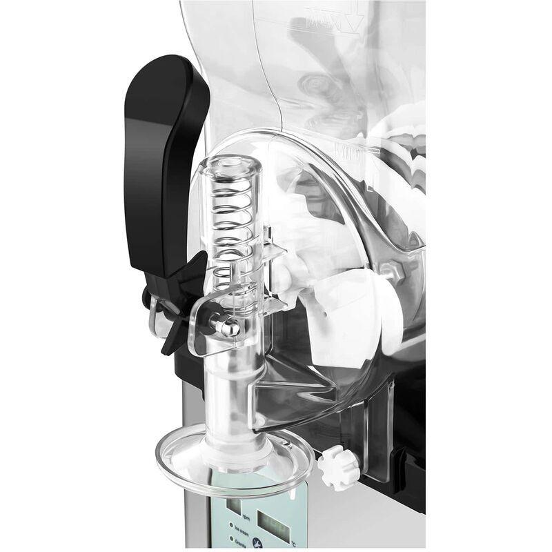 ROYAL CATERING Machine à Granitas Slushy Slush Granitées Granités Frappés Congelée 6L Sans Bpa - Royal Catering