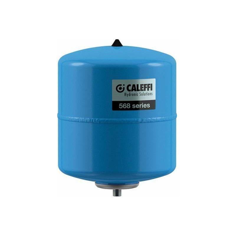 Caleffi - Vase d'expansion soudé pour installations sanitaires avec raccord 3/4' 568   3/4' - 12 - 2,5