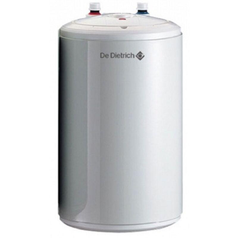 De Dietrich Chauffe eau électrique Cor-Email Bloc De Dietrich 10 L Sur évier