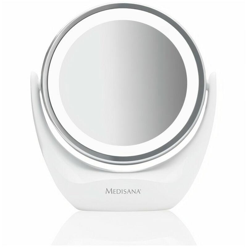 Medisana Miroir cosmétique 2 en 1 - 88554 - Medisana
