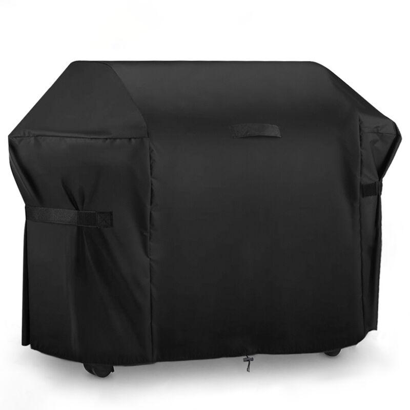 COXOLO 183*66*130cm Barbecue Barbecue Grill Couverture étanche 420D Résistant Aux UV En Plein Air Barbecue Grill Protecteur