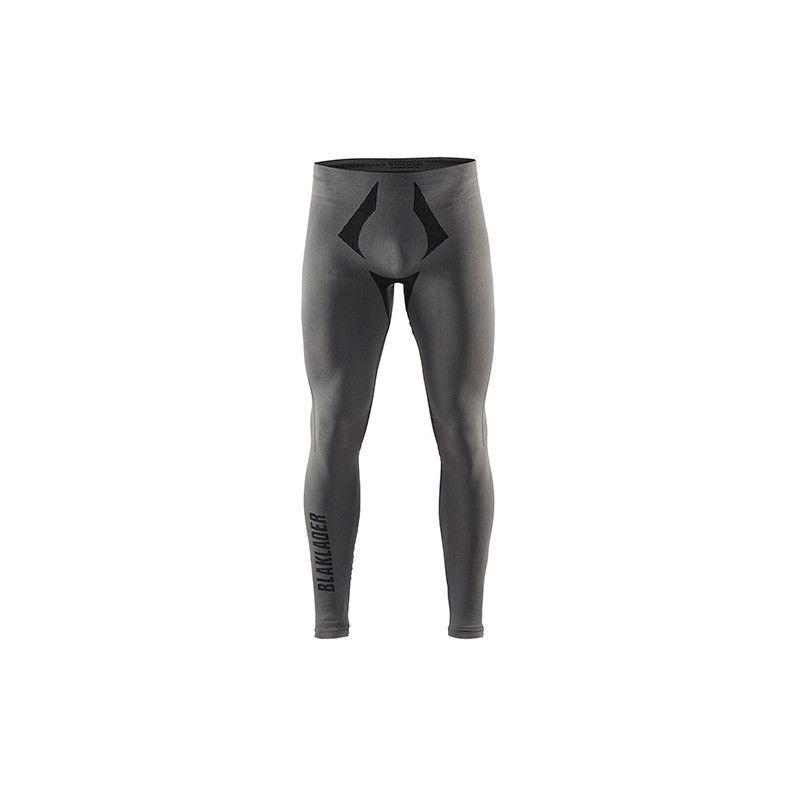 BLAKLADER Bas de sous-vêtements DRY - 9600 Gris taille: S/M - couleur: Gris - Blaklader