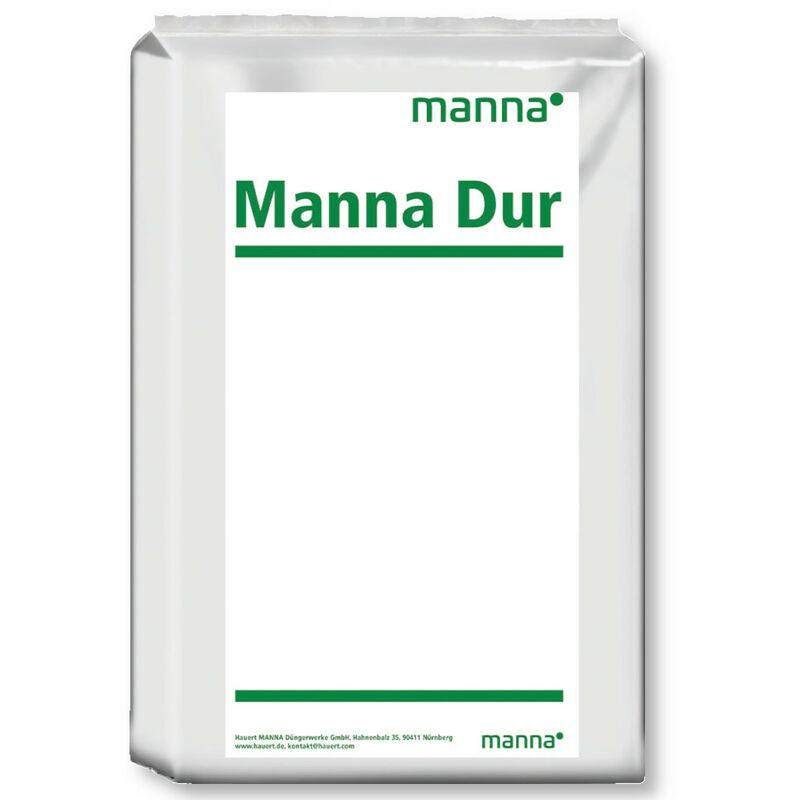 Manna Dur engrais à gazon 16-7-16 + 2 25 kg engrais à gazon longue durée, engrais d'automne pour gazon