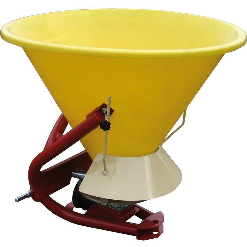 MORGNIEUX Épandeur cuve PVC 300 litres à sel et engrais Morgnieux ECP400PVC