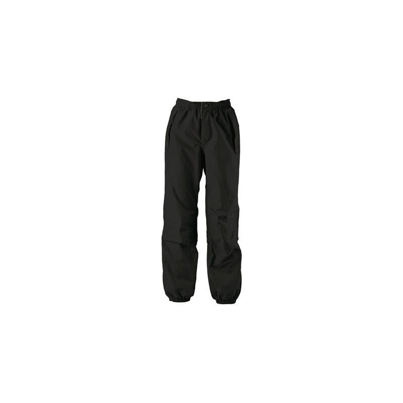 Diadora Pantalon tissu tri-couches imperméables noir ring taille s- 14819780013s - Taille vêtement - 38/40 (S) - Noir - Diadora