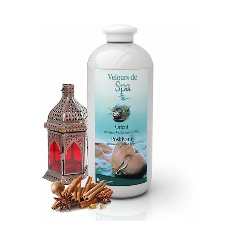 CAMYLLE Parfum de Spa à base d'huiles essentielles Orient - 1000 ml