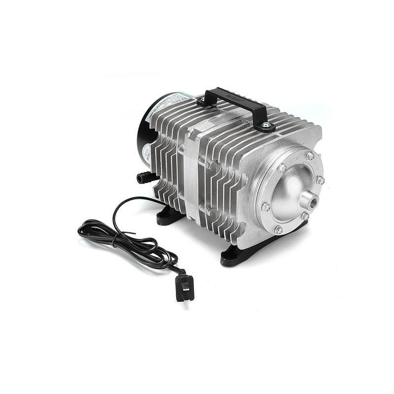 MANTA Pompe de compresseur d'air à piston à courant alternatif Hailea Koi Fish Pond Hydroponic 35 LTR - 275 LTR 300W 240L / min