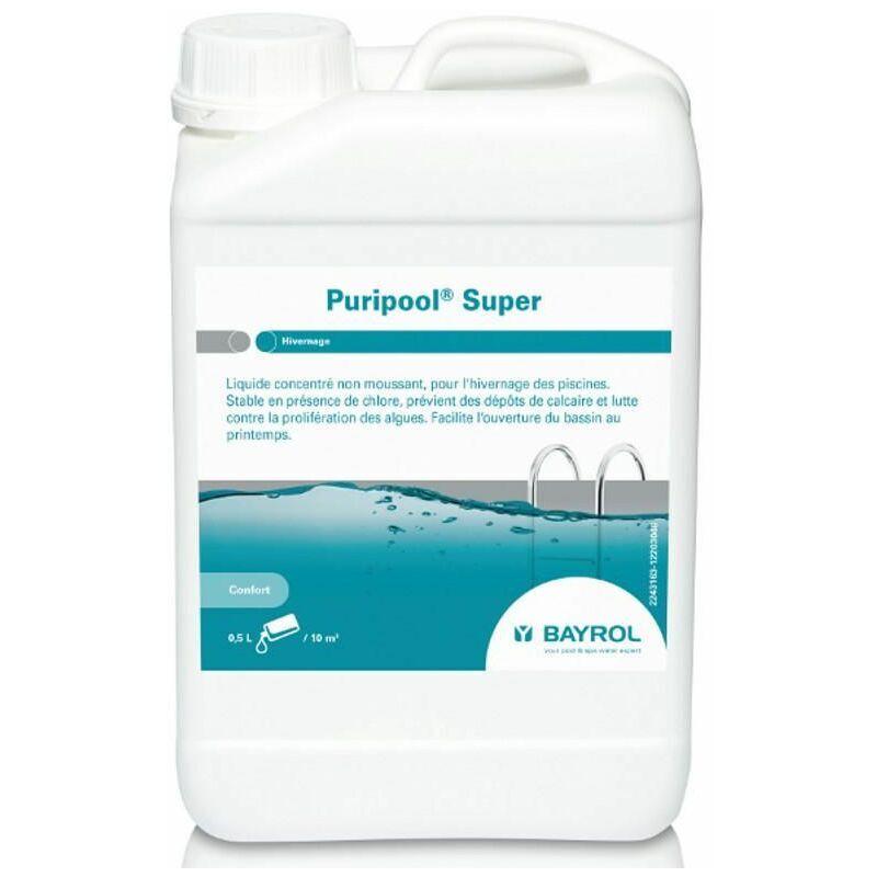 BAYROL Produit d'hivernage Puripool Super 6L - Bayrol