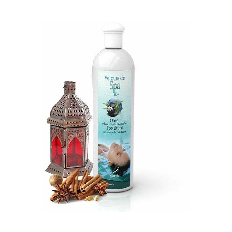CAMYLLE Parfum de Spa à base d'huiles essentielles Orient - 500 ml