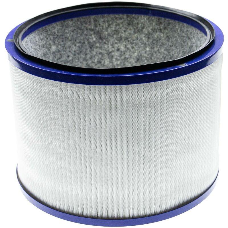 vhbw Filtre HEPA compatible avec Dyson DP01, DP03, HP02, HP03, HP04, Pure Cool Link, Pure Hot+Cool Link purificateur d'air - Filtre de rechange