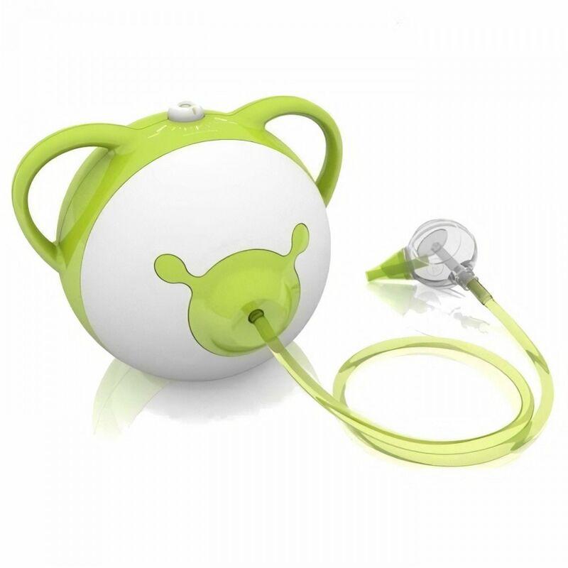 NOSIBOO Pro Mouche bébé électrique - Vert