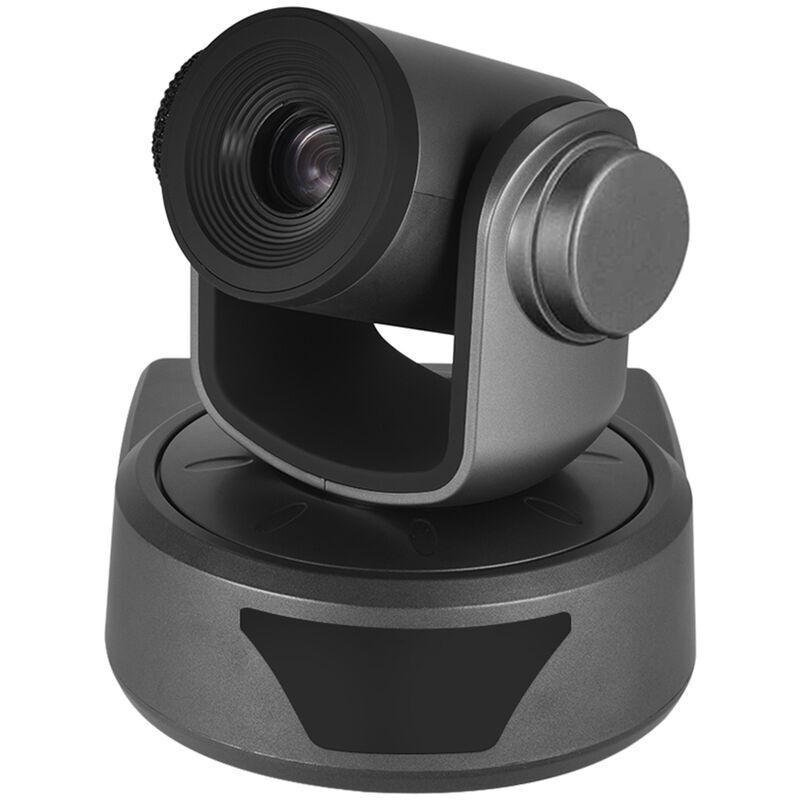 Aibecy Hd Video Conference Cam Camera Full Hd 1080P Mise Au Point Automatique Zoom Optique 12X Avec 2.0 Cable Usb Web Telecommande