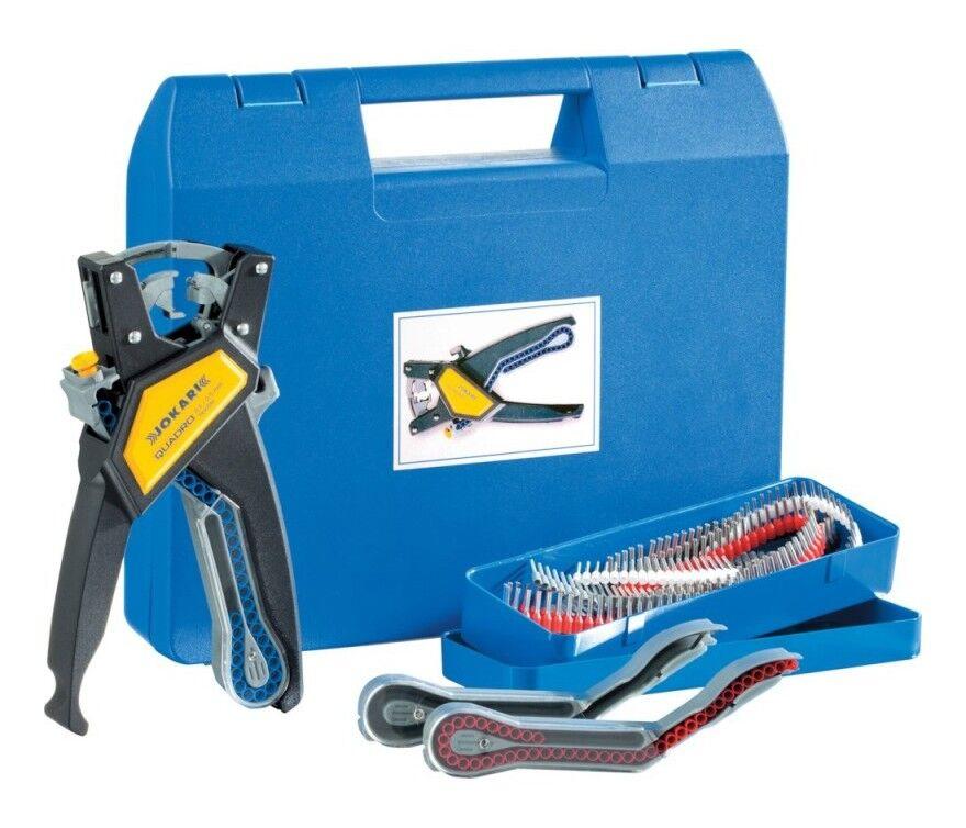 Jokari Jeu d'outils à dénuder Jokari Quadro 60000 1 set