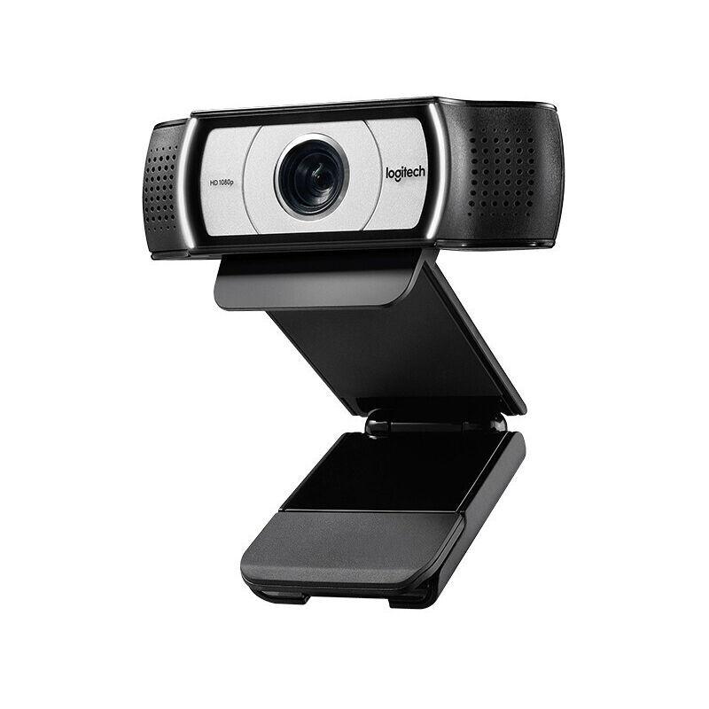 Logitech C930E C930C Webcam Professionnelle 1080P H.264 Appel Conference Video Ordinateur Portable Moniteur Camera Enseignement En Ligne Autofocus Web Cam