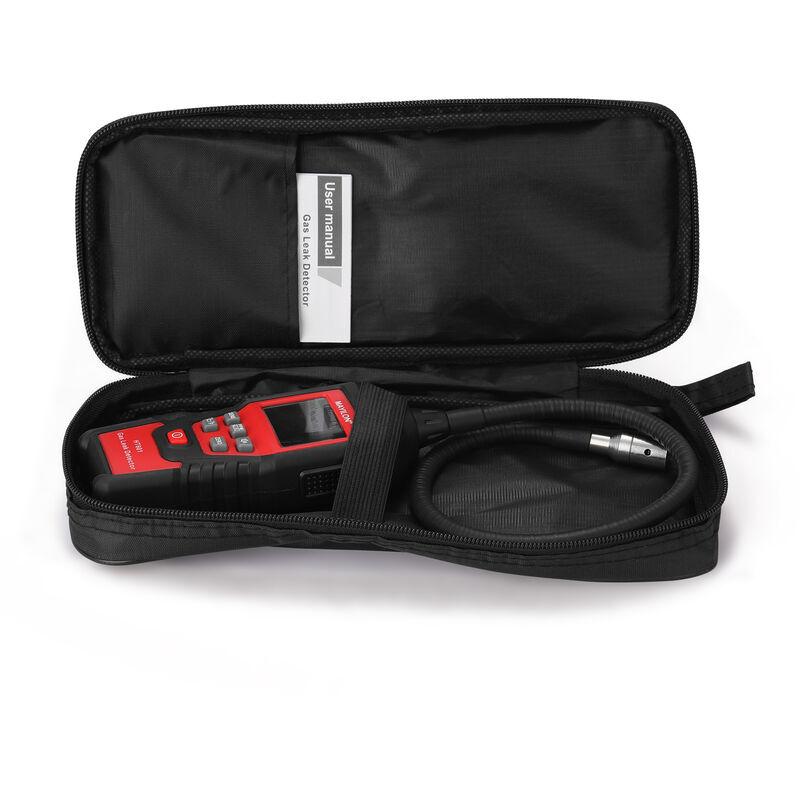 Mayilon Ht601A Gaz Portable Analyseur Menagers Gaz Naturel Detecteur De Fuites Gaz Detecteur Methane Concentration Instrument D'Alarme