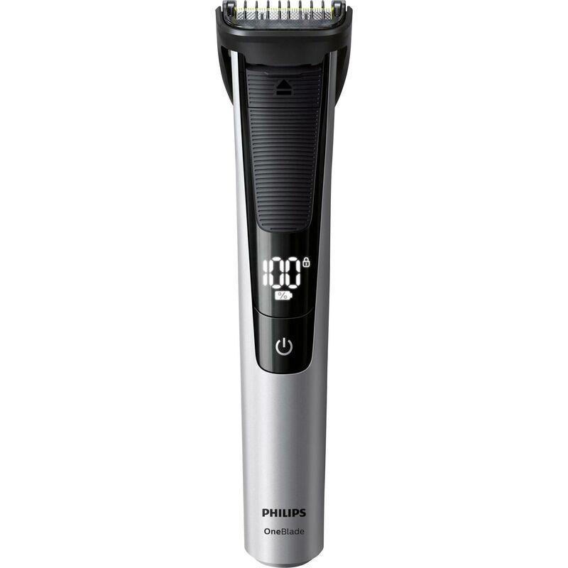 Philips Tondeuse à barbe Philips OneBlade Pro à batterie 100 - 240 V W045631