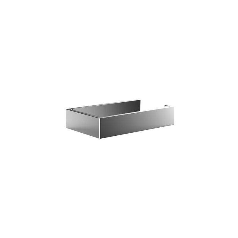 EMCO Liaison porte-rouleau de papier toilette sans couvercle chromé - Chrome - Emco
