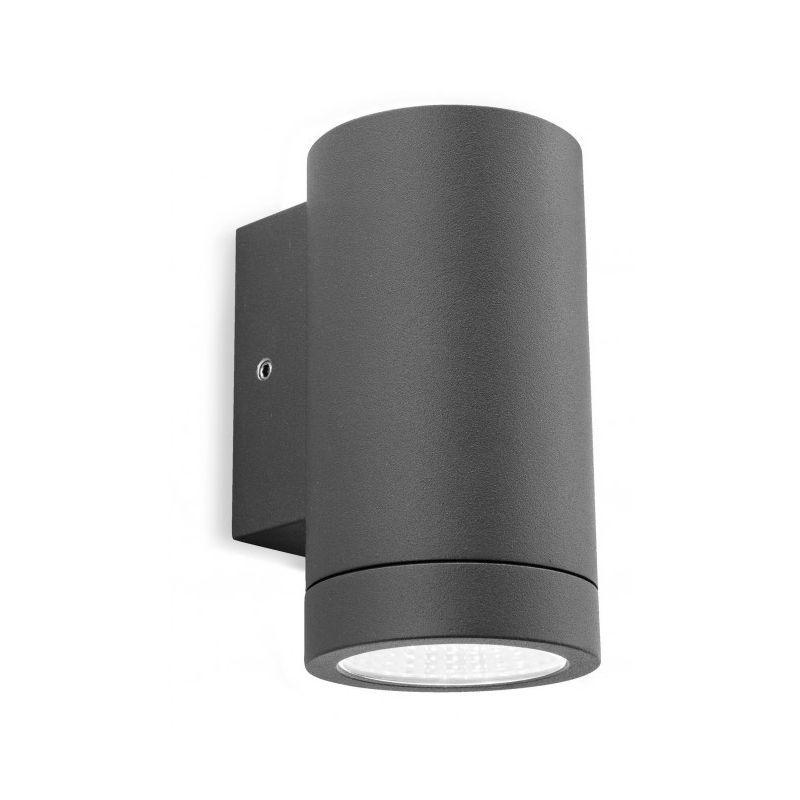 FIRSTLIGHT Applique 1 ampoule Shelby, graphite
