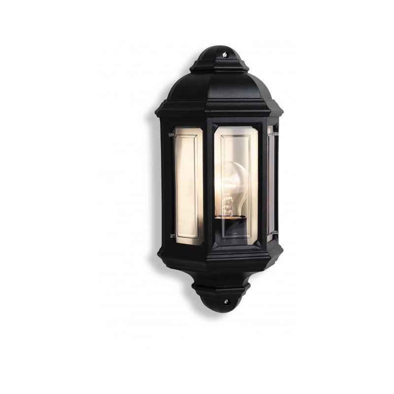 FIRSTLIGHT Applique Villa, noir