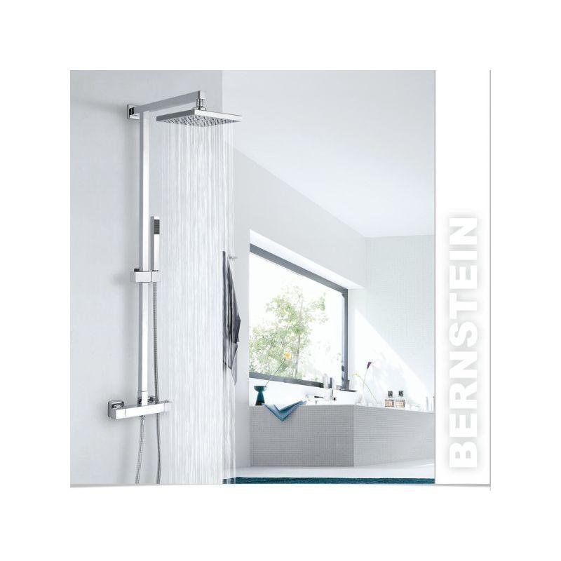 Bernstein Combiné de douche, système de douche combiné colonne de douche thermostatique SEDAL 8921C BASIC