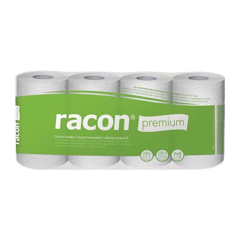 RACON Papier toilette Racon Premium 3 couches