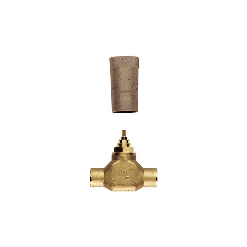 GROHE Partie inférieure de vanne encastrée, DN25 avec raccord à souder - 29806000 - Grohe