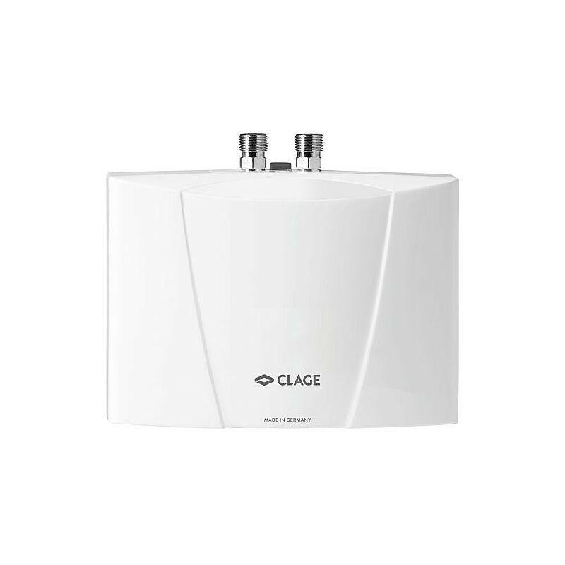 CLAGE Petit chauffe eau sous lavabo MBH   MBH 4
