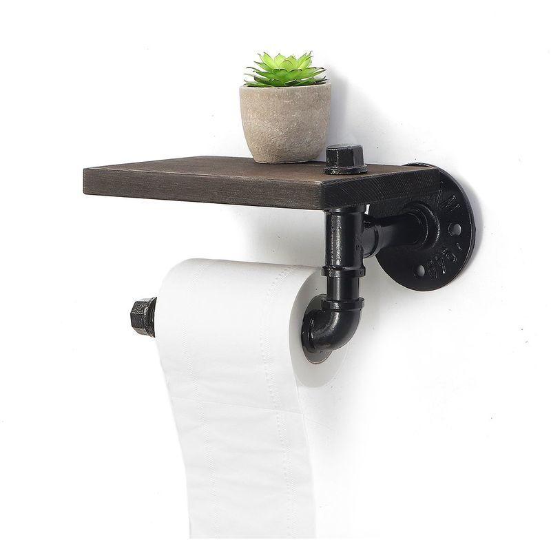SOOCAS Support Porte-papier Toilette Rouleau Salle de Bain Mural Distributeur UK Sasicare