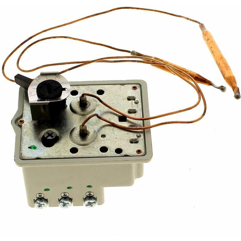 Equation - Thermostat kbts9003 450mm pour Chauffe-eau Sauter, Chauffe-eau Chaffoteaux&maury, Chauffe-eau Atlantic, Chauffe-eau Pacific, Chauffe-eau