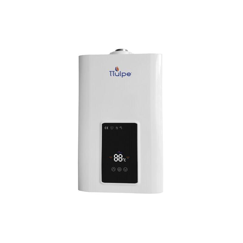TTulpe® C-Meister 13 P50 Eco, ErP/bas NOx Chauffe-eau gaz propane/butane étanche à ventouse, 50 mbar.