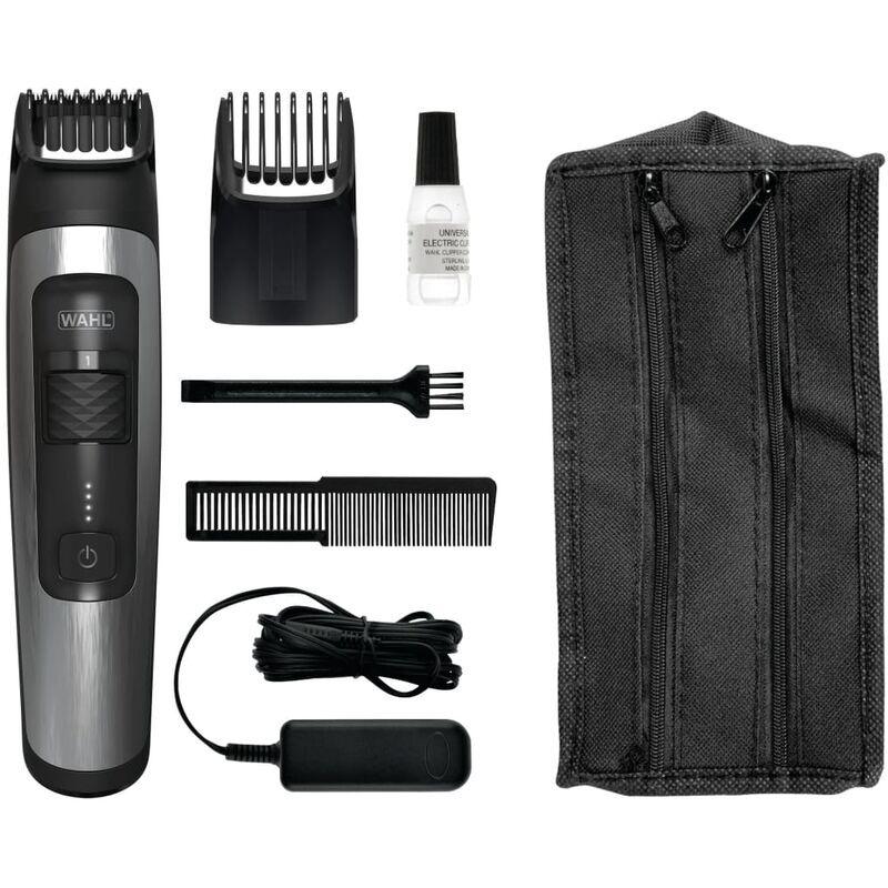 Wahl Kit de tondeuse à barbe 8 pcs Aqua Trim 6 W - Wahl