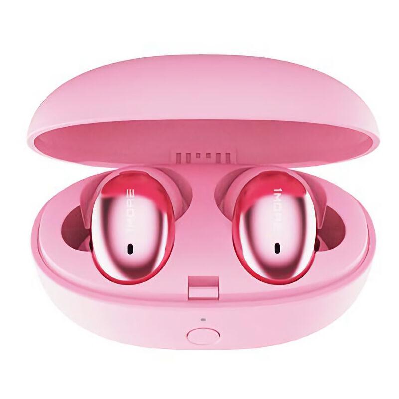 1MORE ecouteurs intra-auriculaires sans fil elegants TWS Mini ecouteurs Bluetooth Prise en charge du casque d'ecoute d'entreprise aptX ACC avec micro