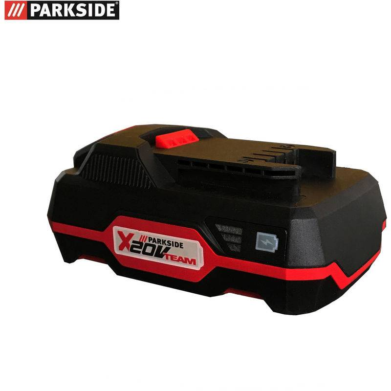 Parkside - Batterie de stationnement PAP 20 A1 pour aspirateur à main PHSSA 20-Li A1 - Lidl IAN 317699