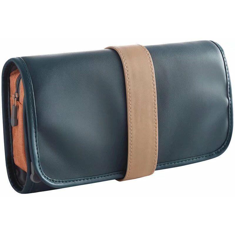Betterlife Sac à cosmétiques de voyage, sac de rangement pour cosmétiques de grande capacité, sac de lavage, sac de lavage de voyage extérieur