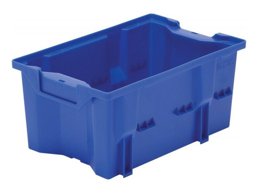 LAKAPE Boite de rangement DLK 2 c bleu (Par 10)