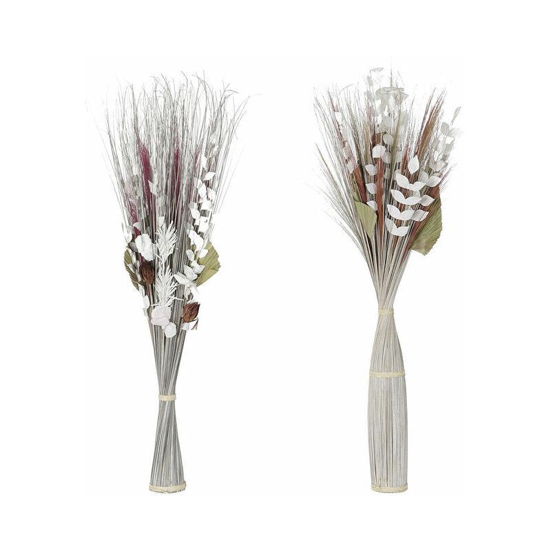 ROGAL Branche dkd home decor fleurs fibres de coco (40 x 40 x 150 cm) Rogal