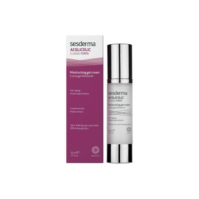 ROGAL Crème antirides de jour acglicolic sesderma (50 ml) - Rogal
