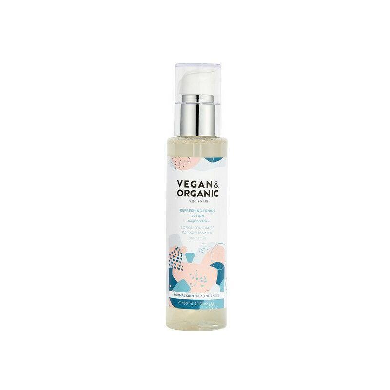 ROGAL Crème visage refreshing toning vegan & organic (150 ml) - Rogal
