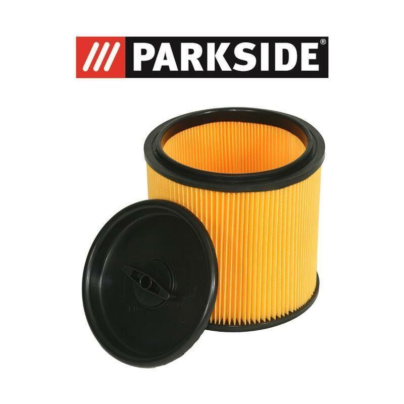 Grizzly Tools - Filtre plissé Filtre côté Parkside LIDL Aspirateur sec et humide