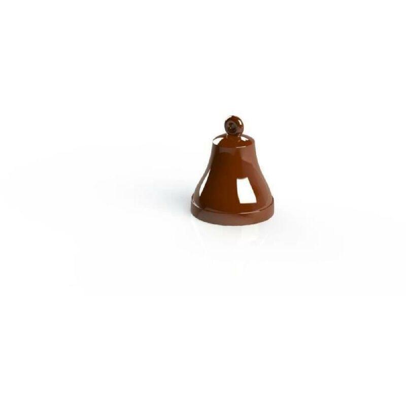 FRIFRI ZCMOUL4 - Moules 3D Cloche de Pâques - Sans BPA - Facile a utiliser - Instructions d'utilisation incluses