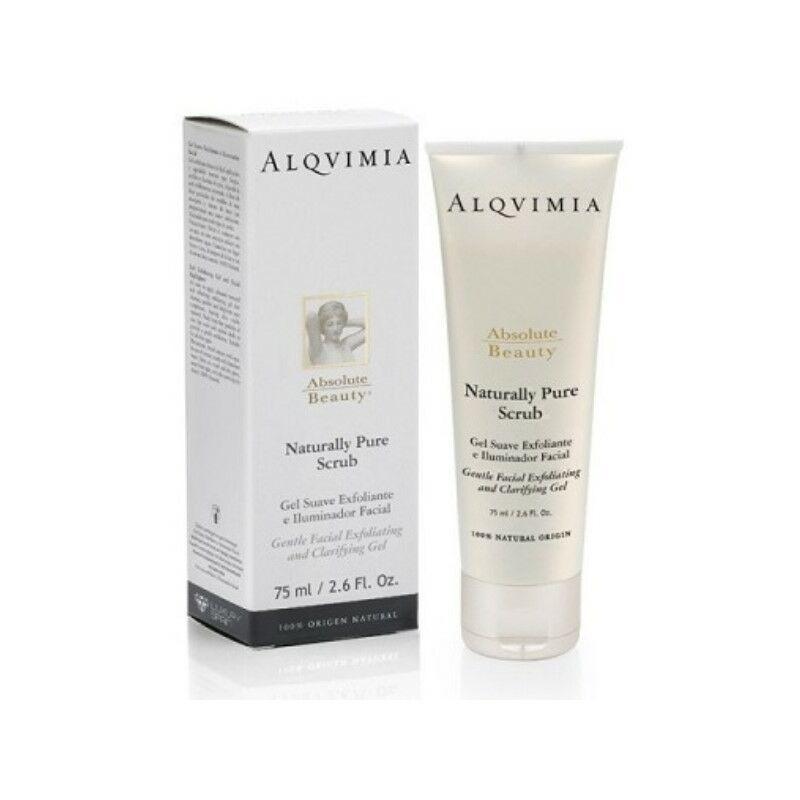 ROGAL Gel exfoliant visage naturally pure alqvimia (200 ml) - Rogal