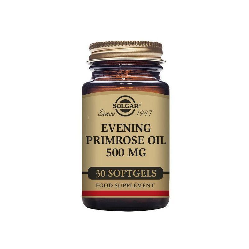 ROGAL Huile d'onagre solgar 500 mg - Rogal